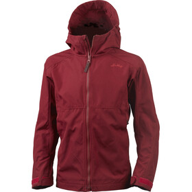 Lundhags Habe Jacket Junior Dark Red